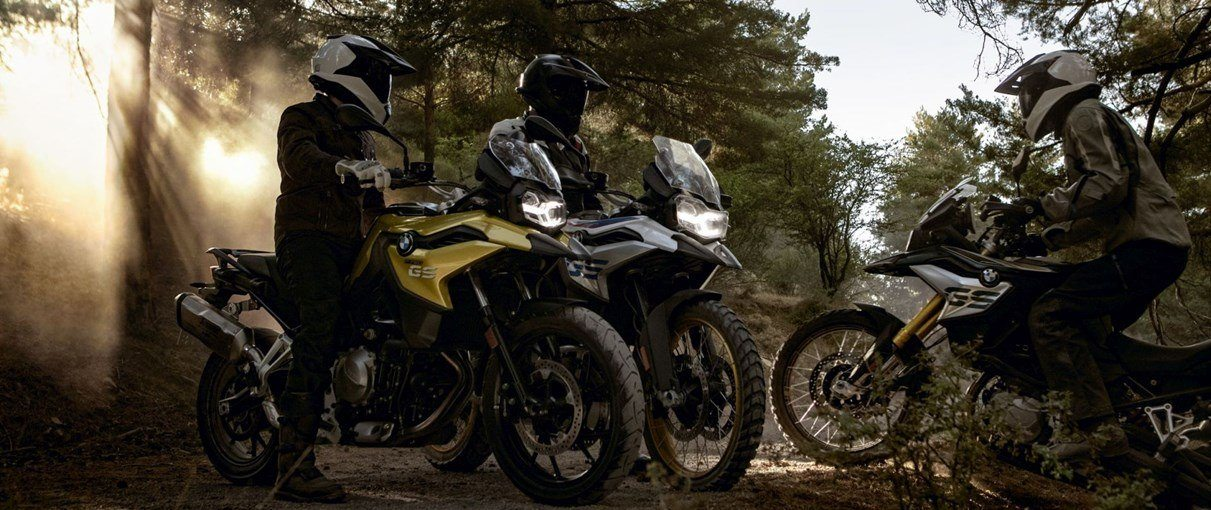 F750GS group