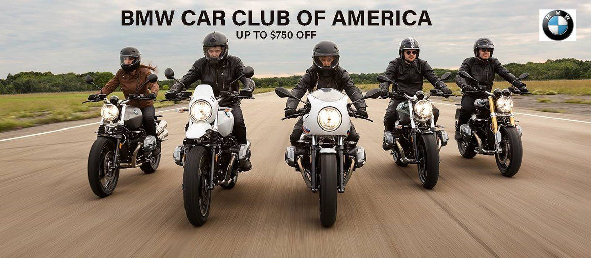 BMW - BMW Car Club of America Members Program
